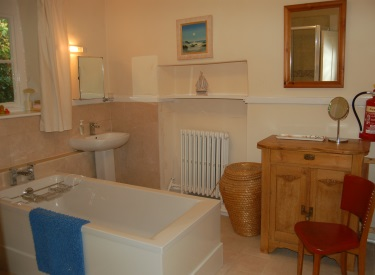 Bathroom Holiday Cottage Devon