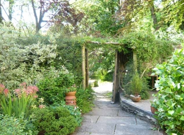 Private Garden Holiday Cottage Devon